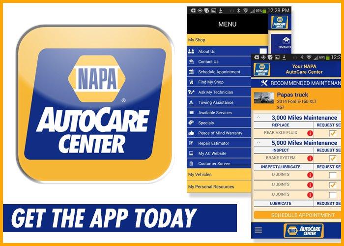 ứng dụng di dộng autocare giúp nhắc lịch bảo dưỡng