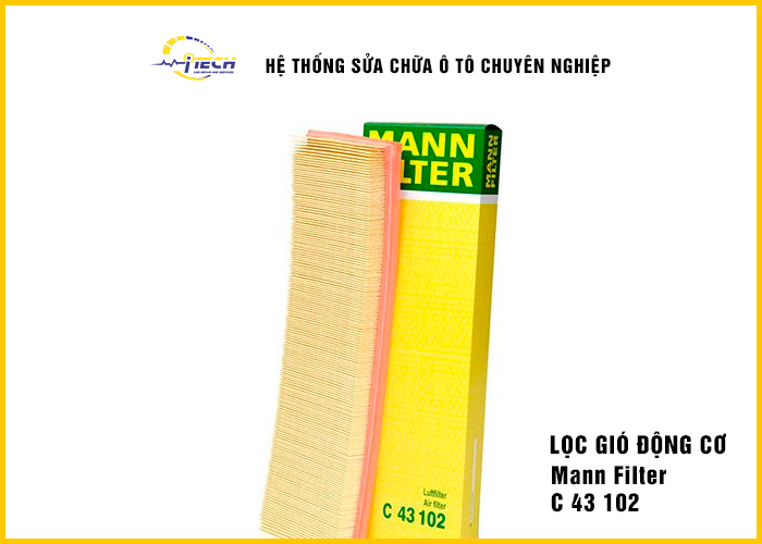 loc-gio-dong-co-Mann Filter C 43 102