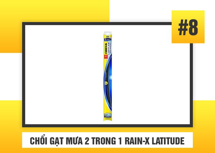 choi-gat-mua-2 trong 1 Rain-X Latitude