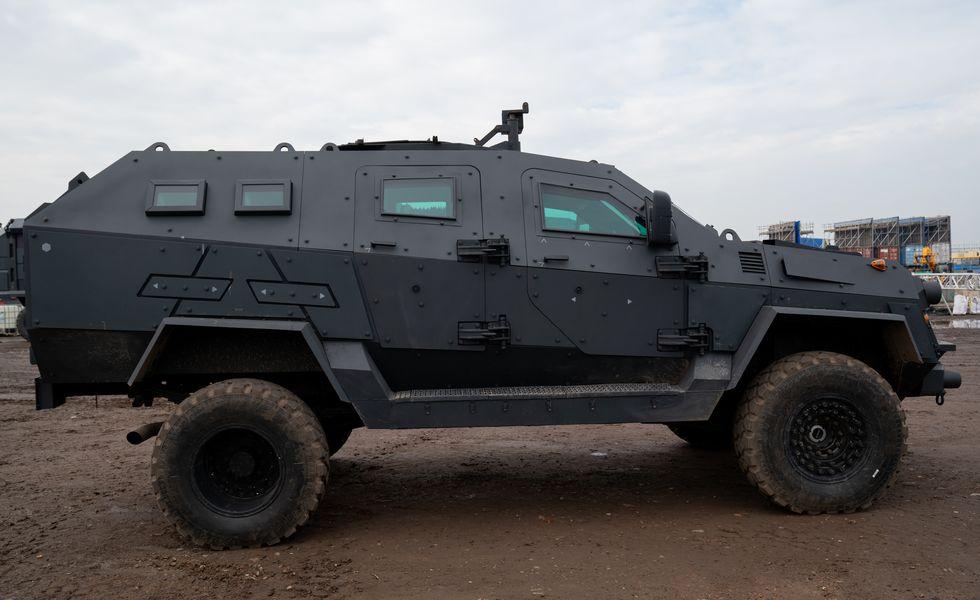 Armoury Truck